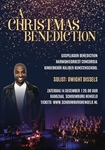 Kerstconcert met Dwight Dissels en Gospelkoor Benediction